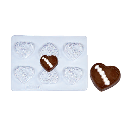 Comprar Molde de Plástico con Forma Corazón Halloween