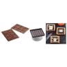 Molde Galletas de Chocolate Figuras Halloween