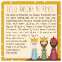 Comprar Tarjeta Roscón de reyes Profesional