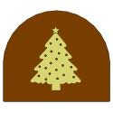 Comprar Decoración Troncos de Navidad 3 Profesional