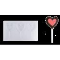 Comprar Molde Piruletas Corazón