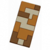 Molde tableta chocolate de diseño 6