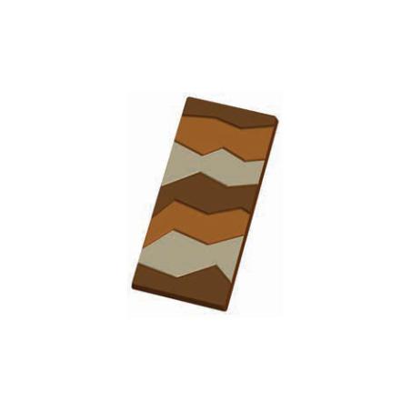 Comprar Molde tableta chocolate de diseño 7