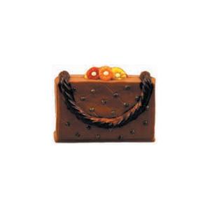 Molde de chocolate Bolso de mano