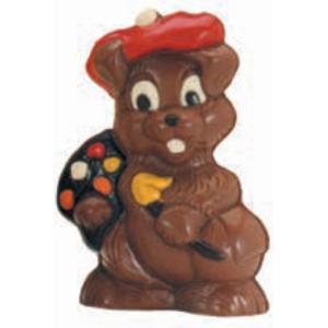 Molde de chocolate Conejito Pascua 1