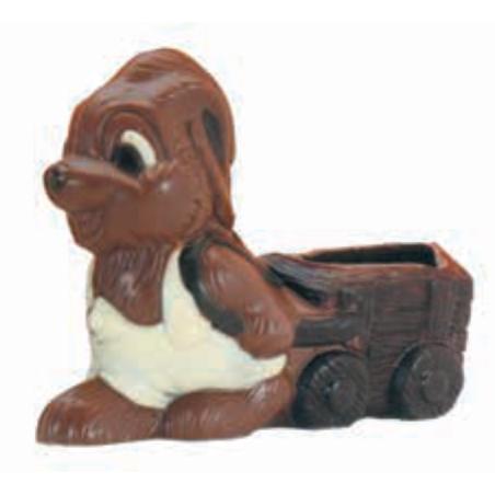 Comprar Molde de chocolate Conejito Pascua 2