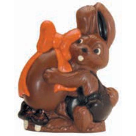 Comprar Molde de chocolate Conejito Pascua 3