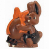 Molde de chocolate Conejito Pascua 3