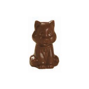 Molde de chocolate Gato