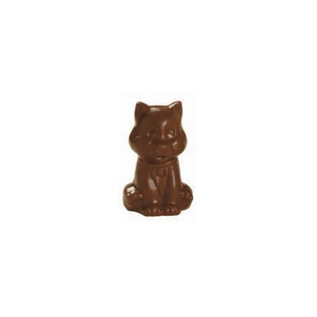Comprar Molde de chocolate Gato