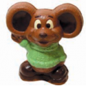 Comprar Molde de chocolate Ratón 2 Profesional