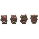Comprar Molde de chocolate 4 animales Profesional
