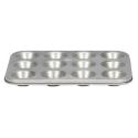 Comprar Placa 12 Moldes Mini Muffins Antiadherente Profesional