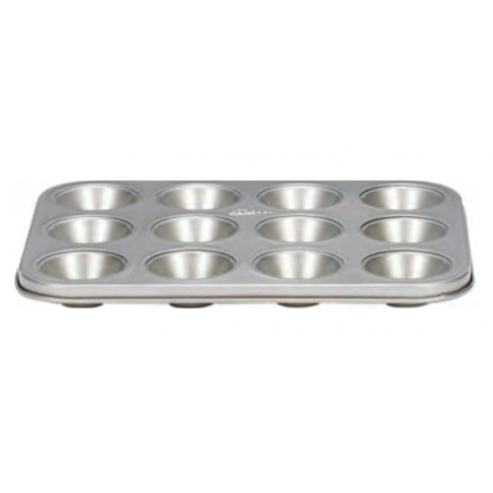 Comprar Placa 12 Moldes Mini Muffins Antiadherente