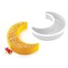 Molde Luna en Silicona
