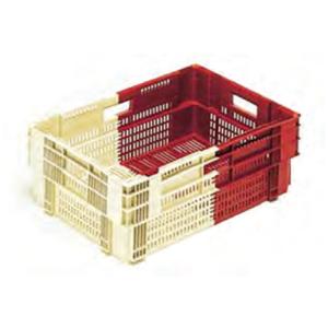 Comprar Caja Perforada Apilable 35 L.