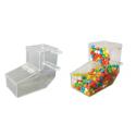 Comprar Tubo Expositor de Caramelos en Plexiglass Profesional