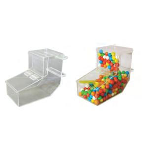 Comprar Tubo Expositor de Caramelos en Plexiglass