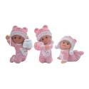 Comprar Muñeco Bebe Rosa Posturas Profesional