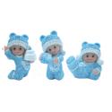 Comprar Muñeco Bebe Azul Posturas Profesional