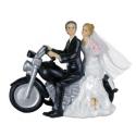 Comprar Pareja Novios Moto Celebración Profesional