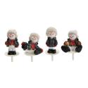 """Comprar Muñeco de Nieve """"Plumón"""" Decoración Navidad Profesional"""