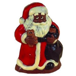 Molde Chocolate Papá Noel Saco Juguetes
