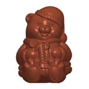 Molde Chocolate Osito