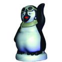 Comprar Molde Chocolate Pingüino Aviador Profesional