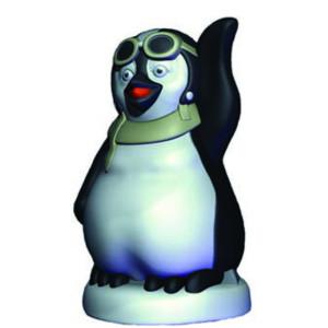 Molde Chocolate Pingüino Aviador
