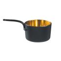 Comprar Mini Cacerola Aperitivos Negro/Oro (24 ud.) Profesional