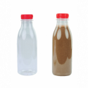 Comprar Botella Plástico 500 ml. (4 ud.) Profesional