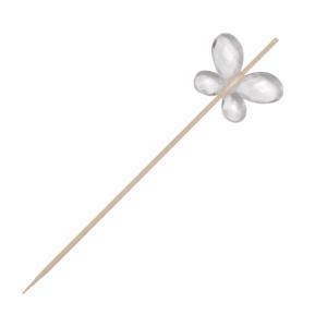 Comprar Brocheta Bambú Mariposa (200 ud.)