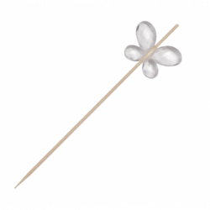 Brocheta Bambú Mariposa (200 y 4000 ud.)