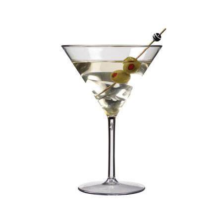 Comprar Copa Martini Plástico