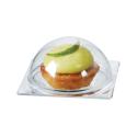 Comprar Mini Plato Dome Con Tapa (200 ud.) Profesional