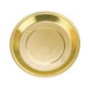 Comprar Plato Redondo Oro (240 ud.) Profesional