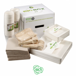 Comprar Vajilla Biodegradable Eco Party