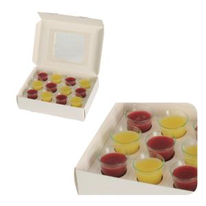 Comprar Caja 12 alvéolos con ventana