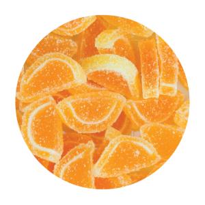 Comprar Topping Gajos de Naranja