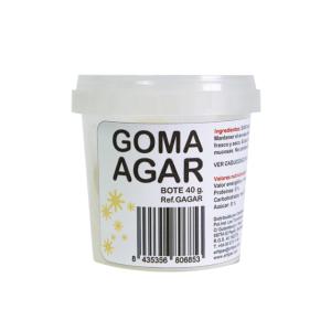 Comprar Goma Agar 40 gr.