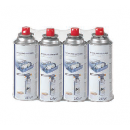Comprar Lote 4 Cartuchos Gas Soplete