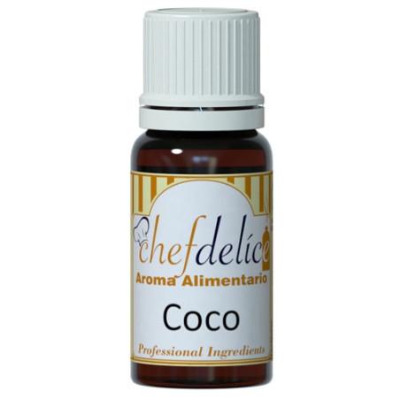 Comprar Aroma de Coco Sin Gluten 10 ml. Chefdelice