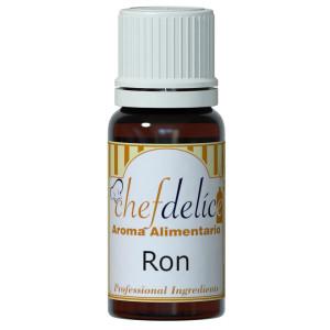 Comprar Aroma de Ron Sin Gluten 10 ml. Chefdelice