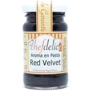 Comprar Aroma de Red Velvet Sin Gluten 50 ml. Chefdelice