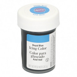Colorante Gel Azul Real Wilton 28 gr.