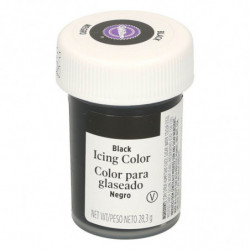 Colorante Gel Negro Wilton 28 gr.