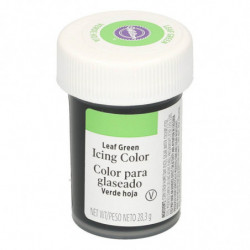Colorante Gel Verde Hoja Wilton 28 gr.