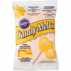 Comprar Candy Melts Amarillo 340 gr.