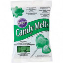 Comprar Candy Melts Verde Oscuro 340 gr. Profesional